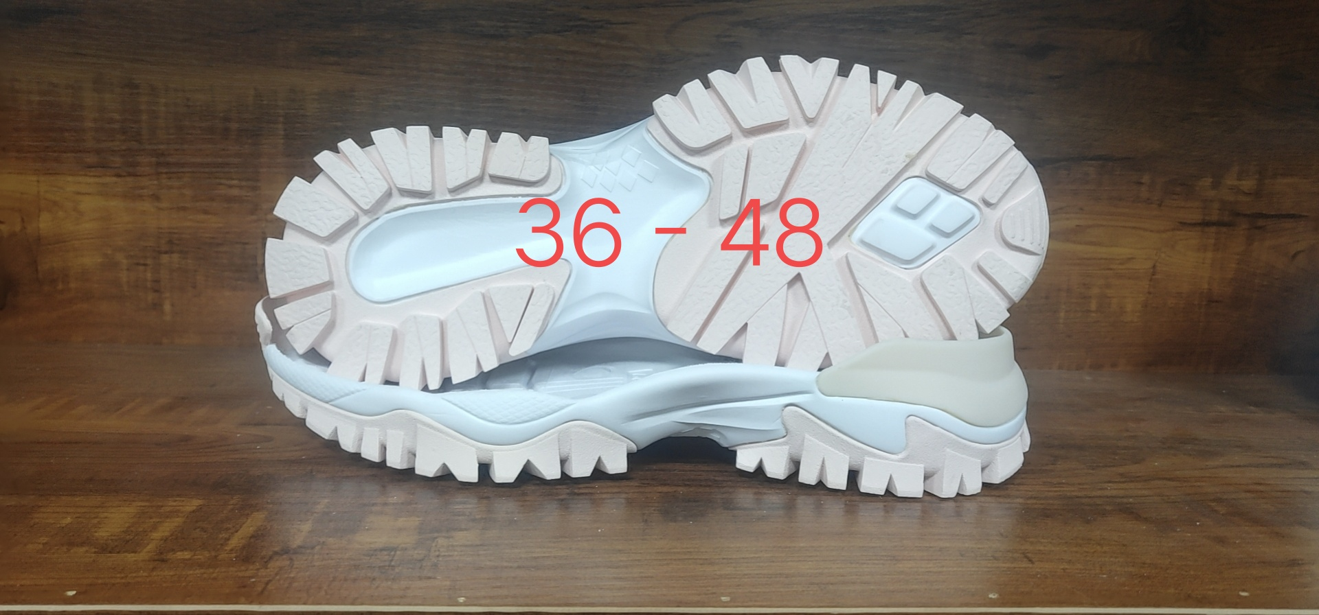 鞋底鞋跟 TPU MD RB 男段 女段 36-48 休闲户外鞋底