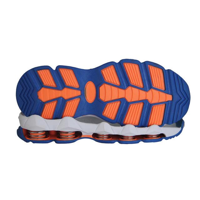 气垫/弹簧鞋 27 31 EVA TPR 弹簧 组合 源益D8712