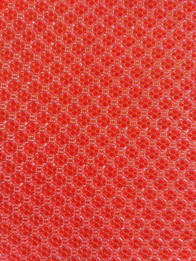 网布 单色 三色 涤纶 飞织 三层网 鞋面 内里