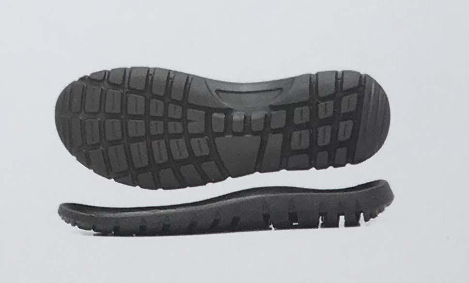 鞋底 EVA TPR PVC 052