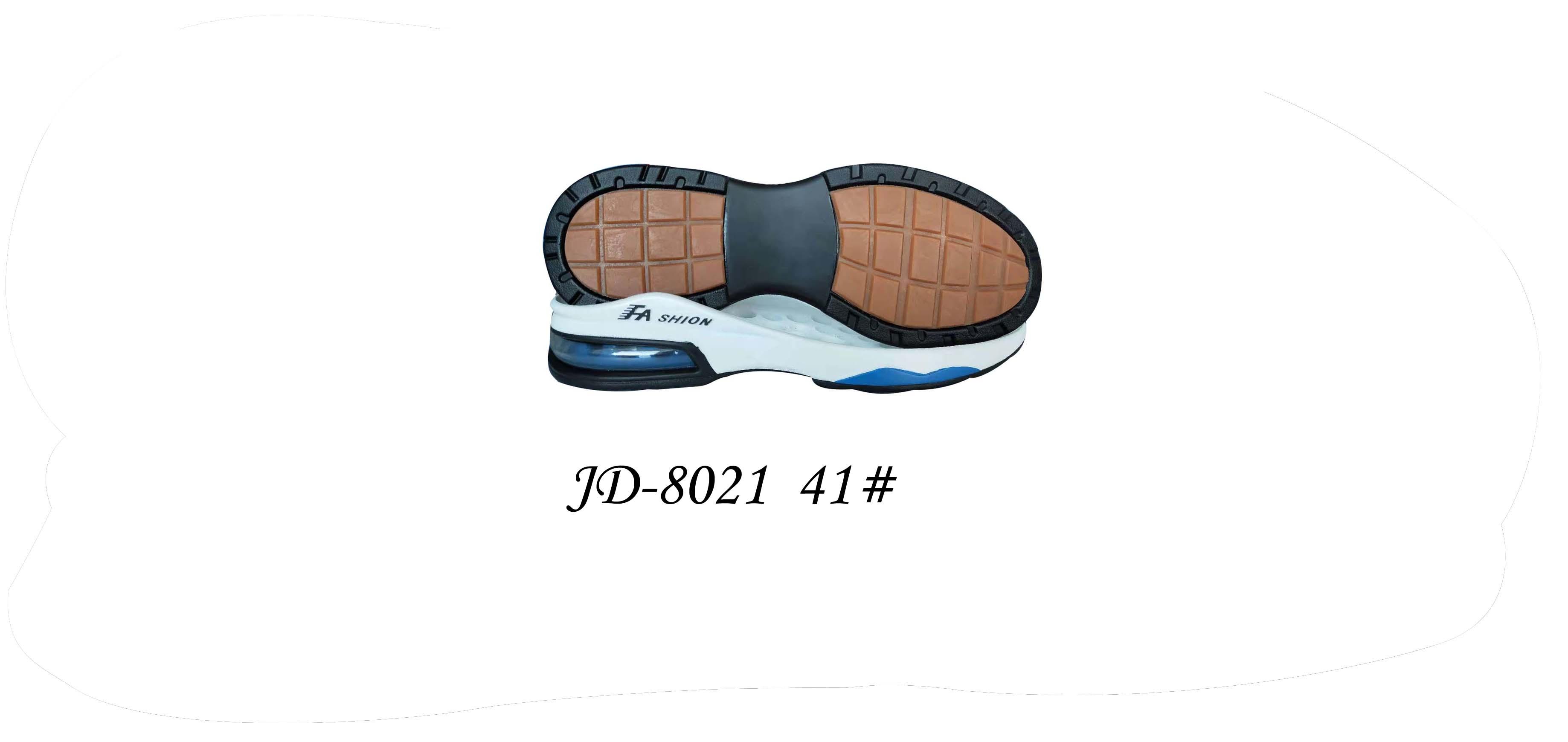 鞋底 PU 男段 休闲鞋 三色 41 一体 JD-8021