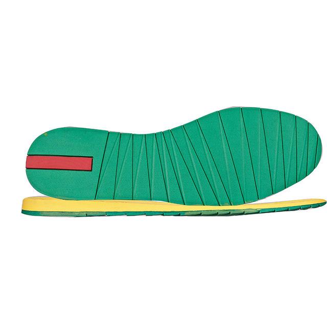 三色 休闲鞋 橡胶 南龙