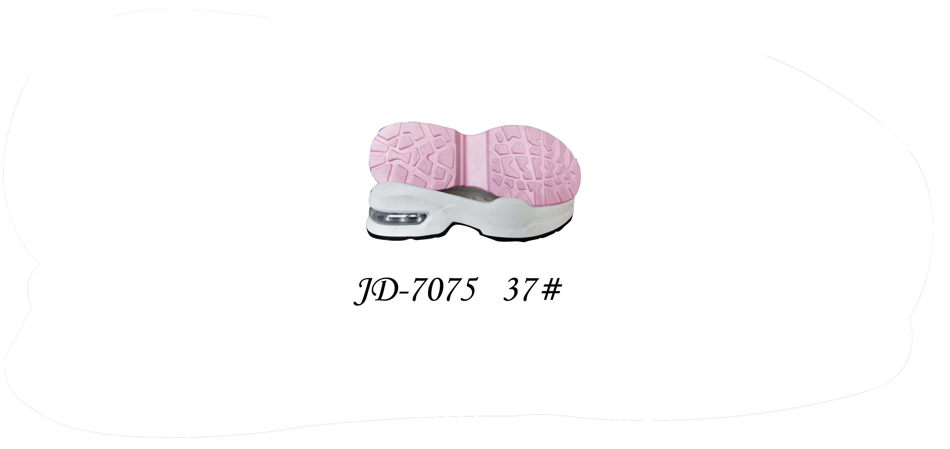 鞋底 PU 女段 休闲鞋 单色 37 一体 JD-7075