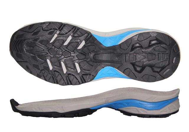 橡胶+EVA鞋底