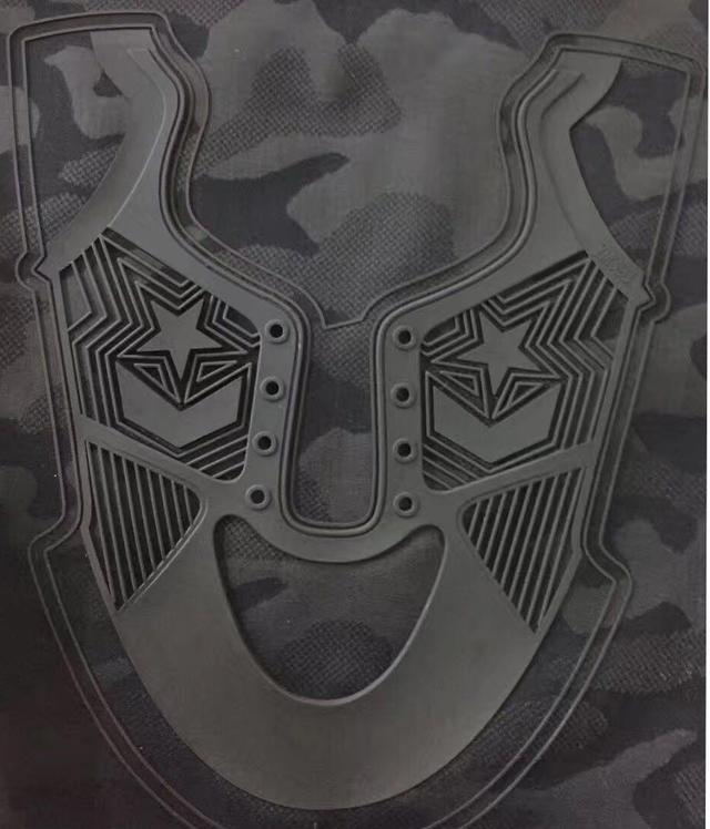 辅料 KPU鞋面 加工 现货 定制 双色 圣达