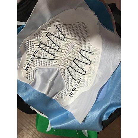 辅料 KPU鞋面 加工 定制 现货 单色 双色 圣达