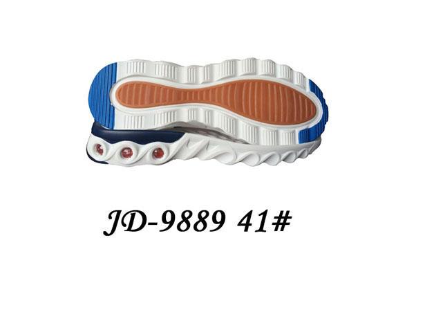 佳达PU休闲鞋 男段 PU  JD-9889