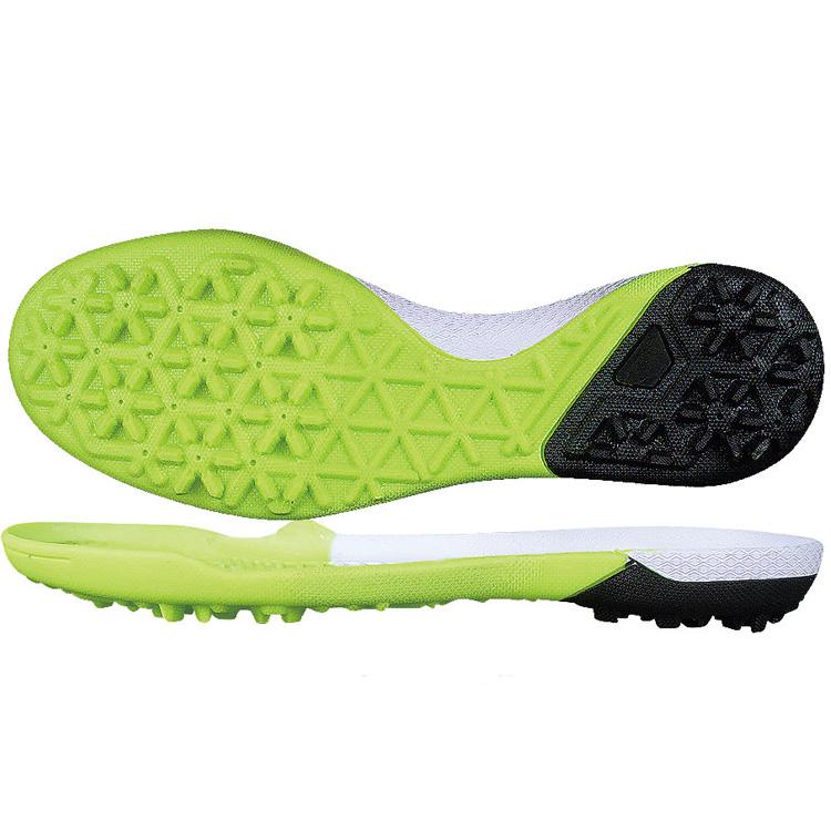 鞋底 橡胶 男段 休闲鞋 足球鞋 双色 41 组合 晖特