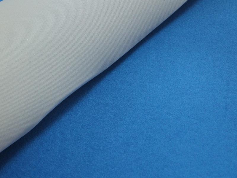 革料 其它 单色 其他 天鹅绒+海绵+可利可特蓝色