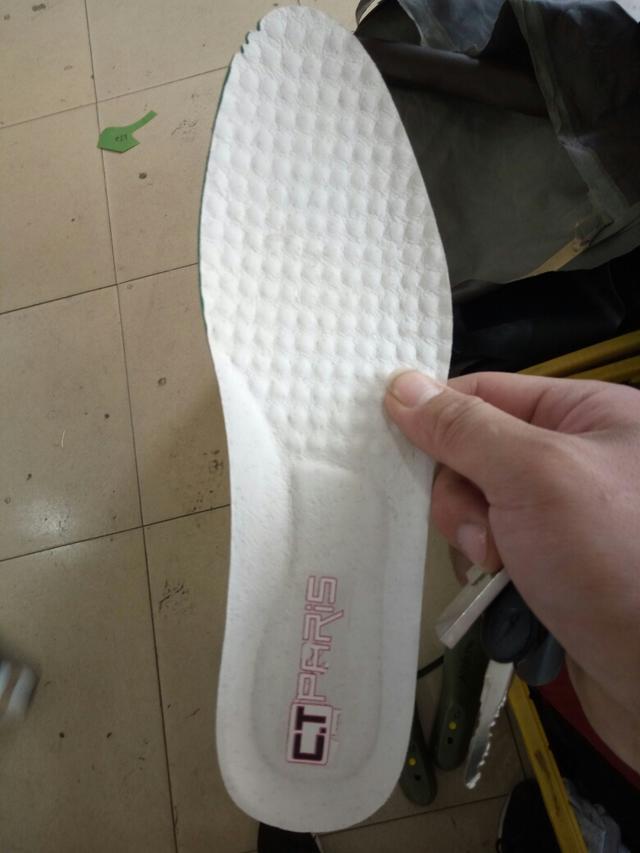 鞋垫 加工 单色