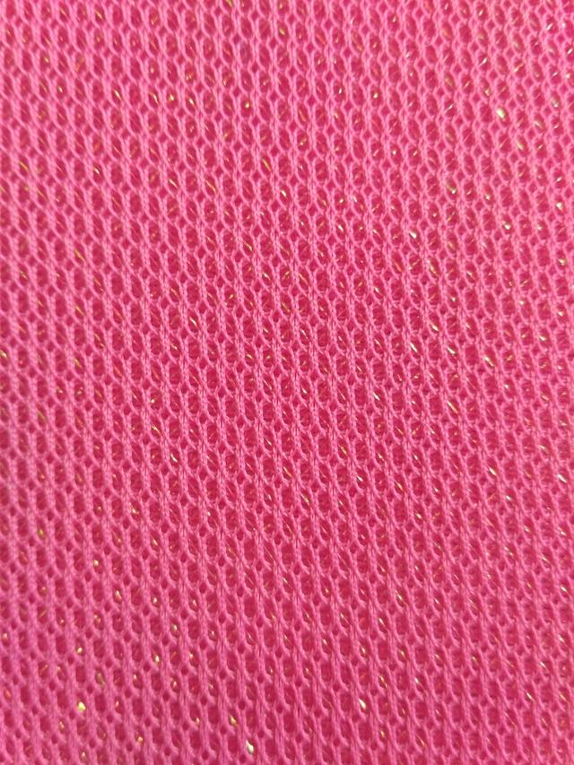 网布 单色 涤纶 三层网 鞋面 内里
