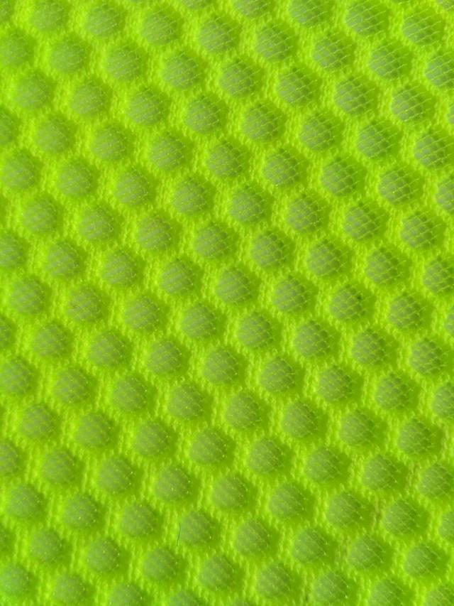 网布 单色 涤纶 3D 鞋面 内里