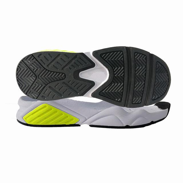 鞋底 MD 37 38 39 40 41 42 43 44 组合 三色 鞋底
