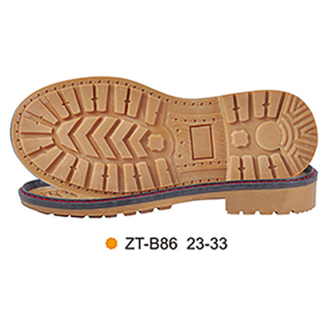 众泰 ZT-B86童段 童鞋 TPR 一体  23#-33#
